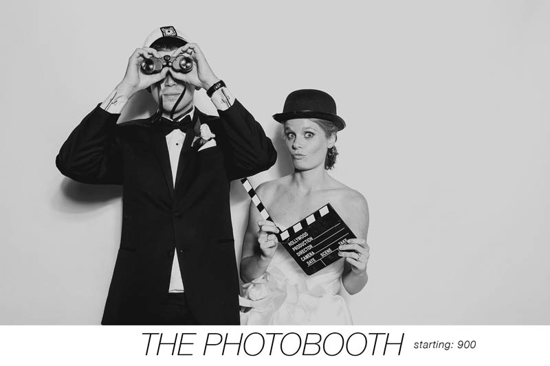 The Photobooth - Starting: 900