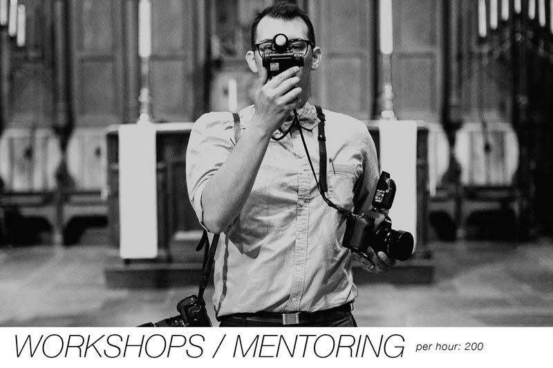 Workshops / Mentoring - per hour: 200