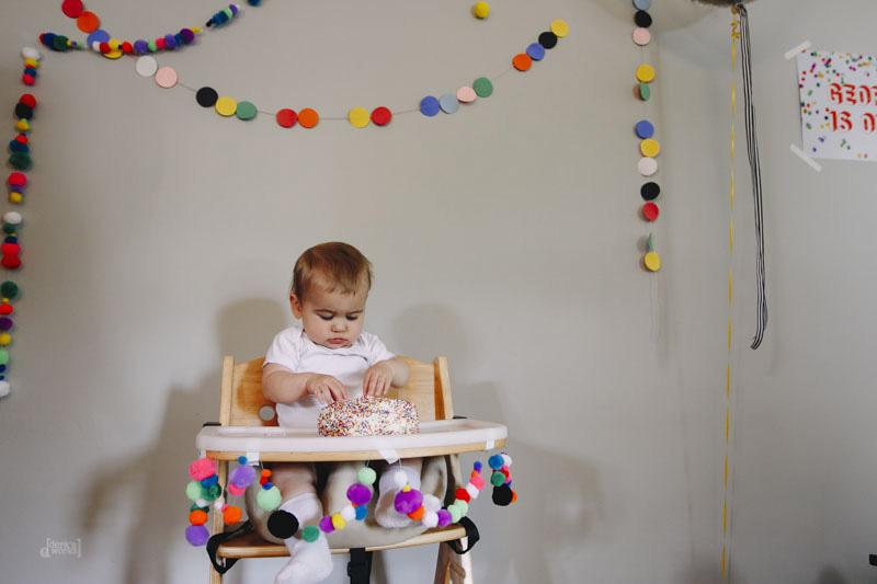 Derks Works George's First Birthday_030