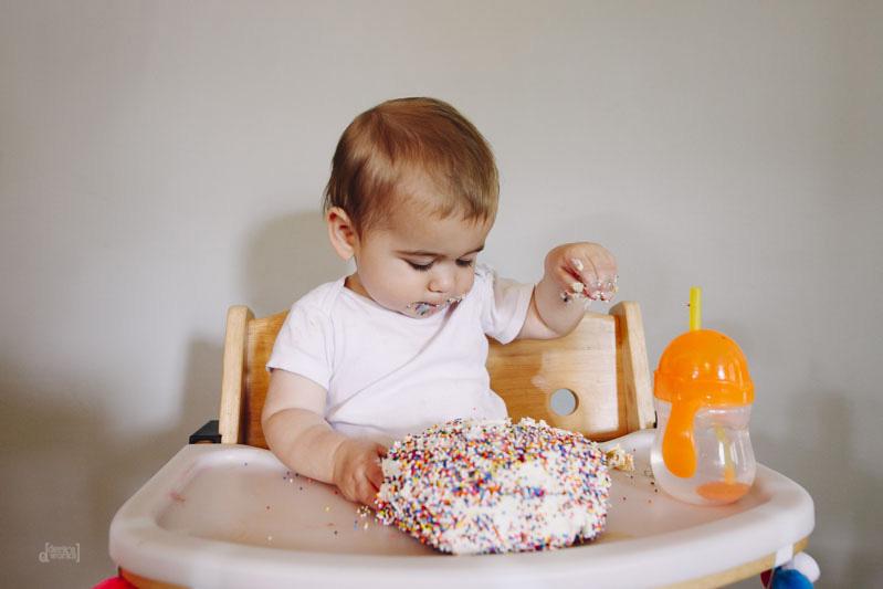 Derks Works George's First Birthday_033