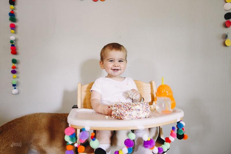 Derks Works George's First Birthday_034