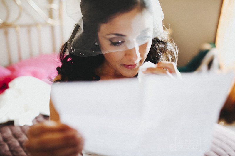 love letter to the bride