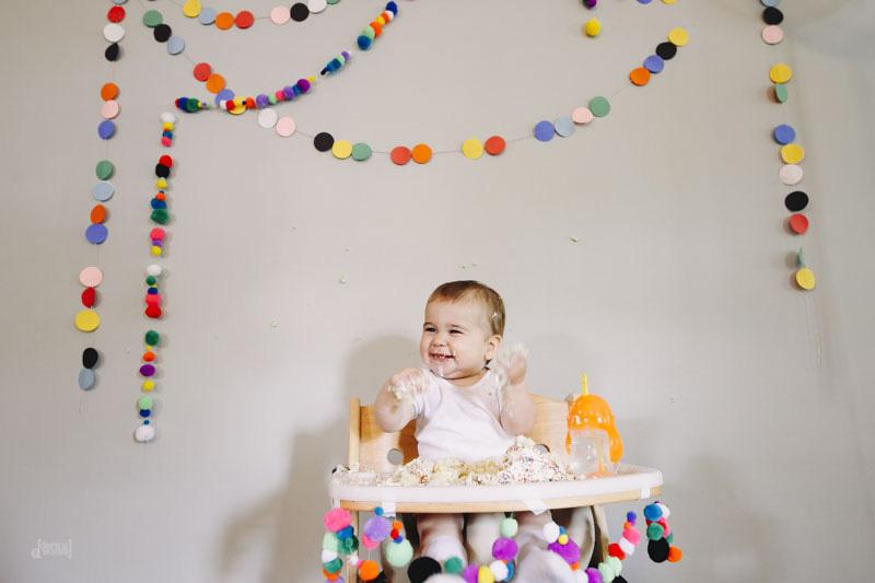 Derks Works George's First Birthday_001