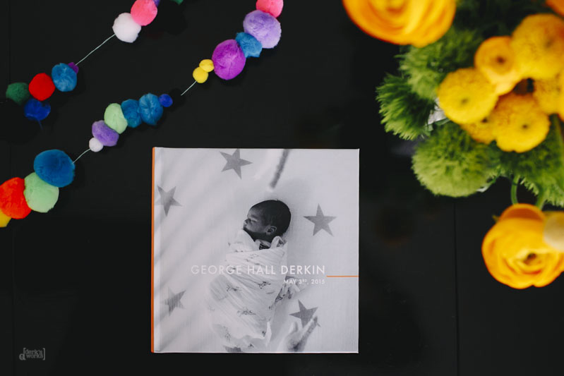 Derks Works George's First Birthday_003