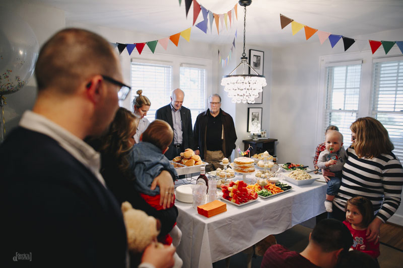 Derks Works George's First Birthday_022