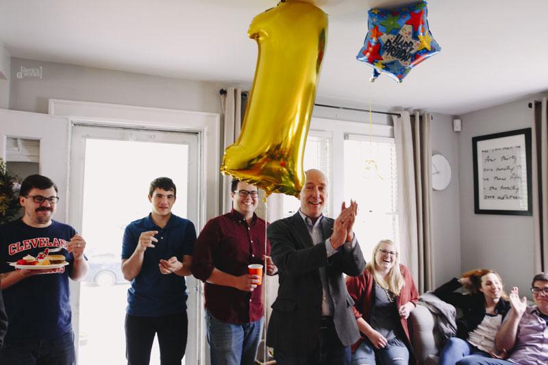 Derks Works George's First Birthday_028