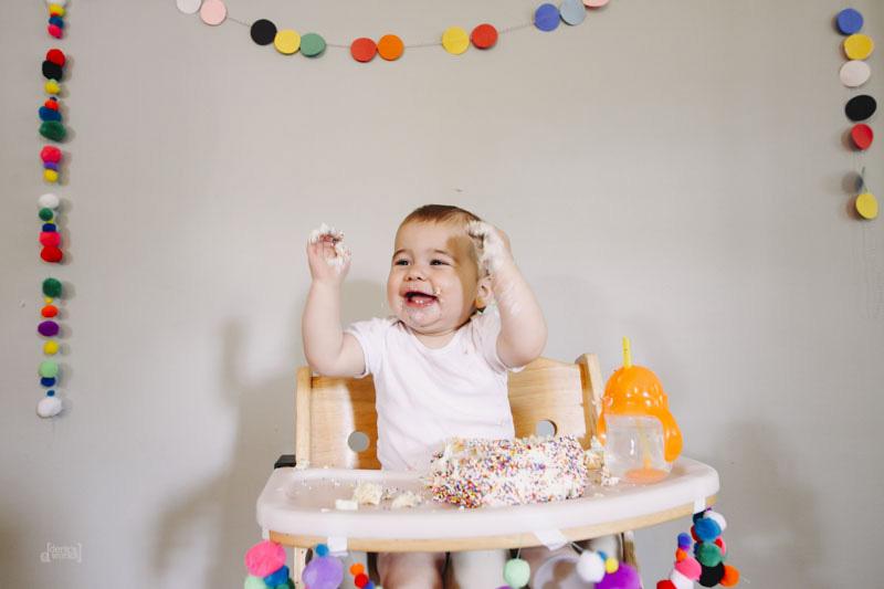 Derks Works George's First Birthday_035
